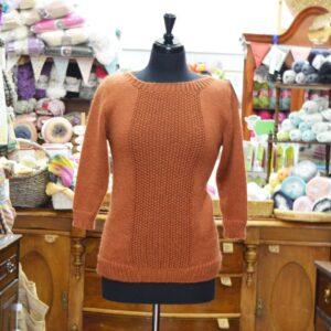 Stylecraft Alpaca DK knitted jumper