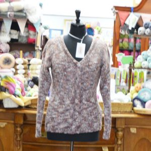 Stylecraft Mosaic super chunky ladies knitted jumper