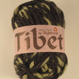 Stylecraft Tibet Super Chunky yarn