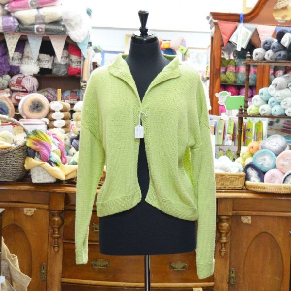 Stylecraft Classique Cotton DK ladies cardigan