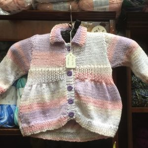 King Cole Cotton Soft DK yarn Garment