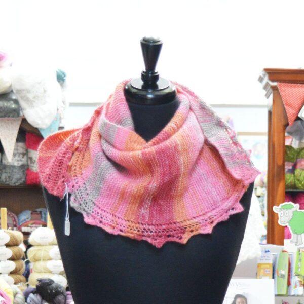 Stylecraft Head over Heels 4 ply scarf