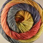 Batik Swirl Rainbow