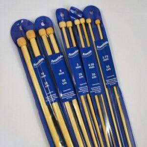 Bamboo Knit Pins