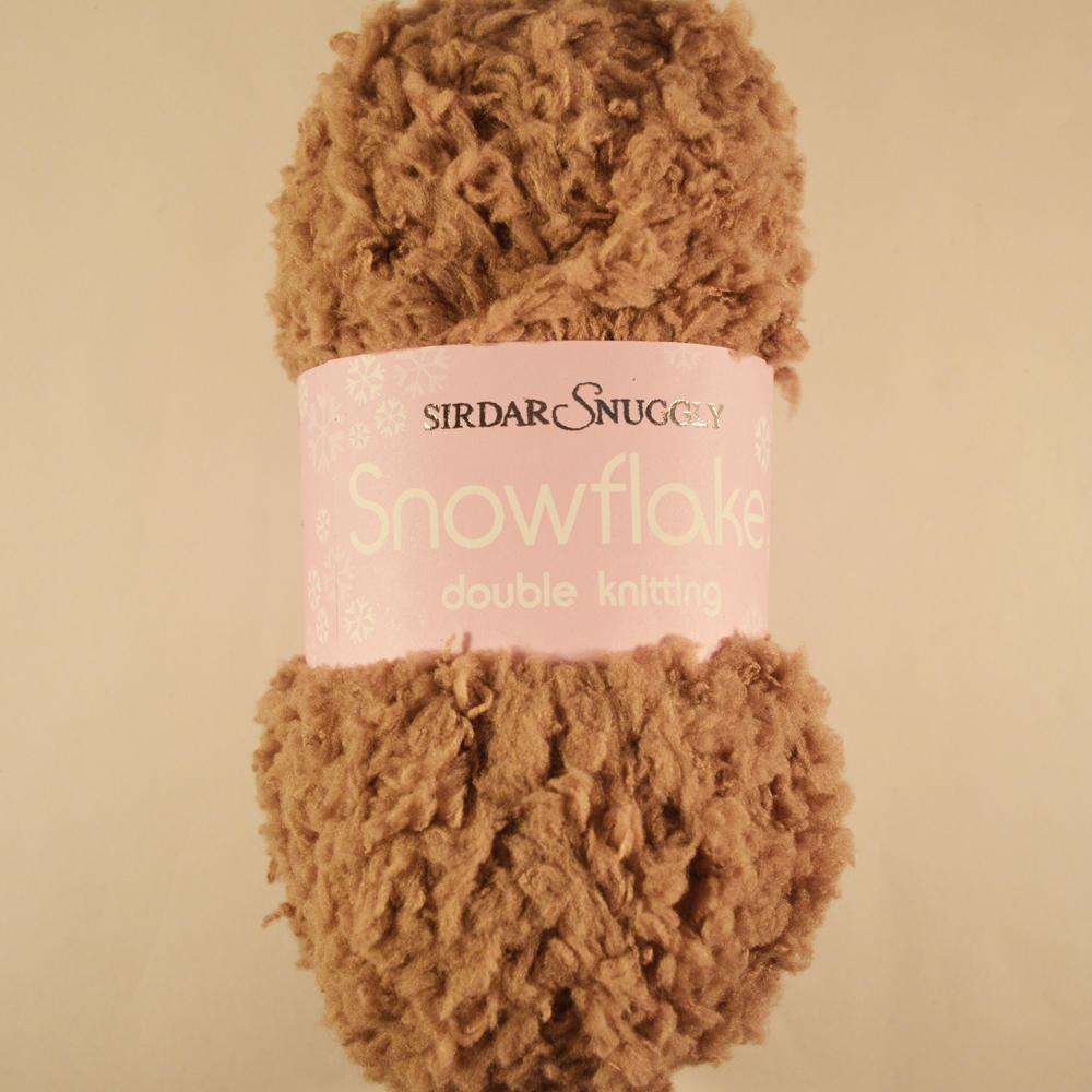 Sirdar Snuggly Snowflake Dk Lemon 647 snowflake dk
