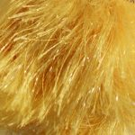 Tinsel Easter Yellow