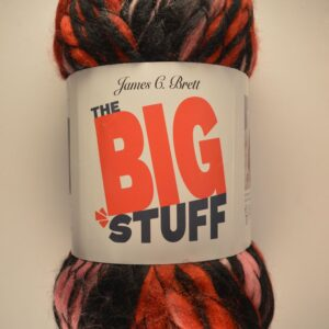 James C Brett Big Stuff Mega Chunky Yarn