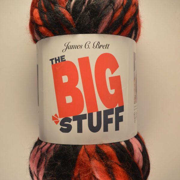 James C Brett Big Stuff Mega Chunky Yarn