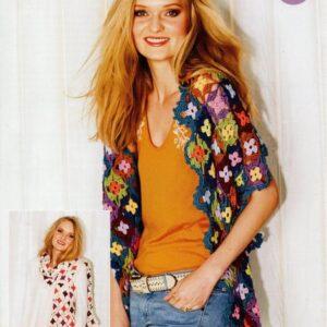 Stylecraft Classique Cotton DK pattern 9288