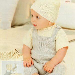 Stylecraft Bambino DK pattern 9498