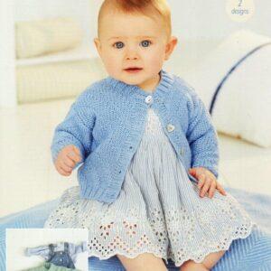 Stylecraft Bambino DK pattern 9500
