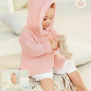 Stylecraft Bambino DK pattern 9502