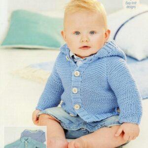 Stylecraft Bambino DK pattern 9505
