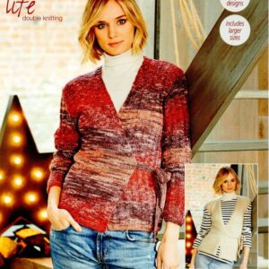 Stylecraft Life Changes DK knitting pattern 9541