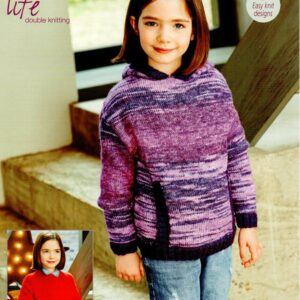 Stylecraft Life Changes DK knitting pattern 9546
