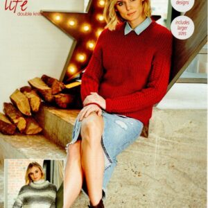 Stylecraft Life Changes DK knitting pattern 9548