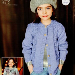 Stylecraft Life Changes chunky yarn knitting pattern 9553