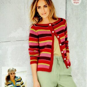 Stylecraft Bellissima DK yarn knitting pattern 9581