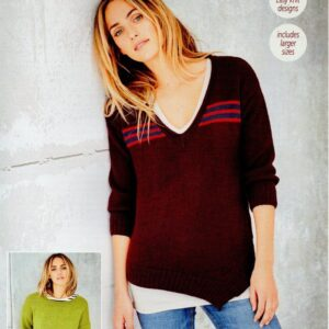 Stylecraft Bellissima DK yarn knitting pattern 9584