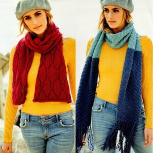 Stylecraft Bellissima DK yarn knitting pattern 9588