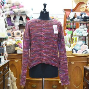 Stylecraft Batik Elements DK knitted jumper
