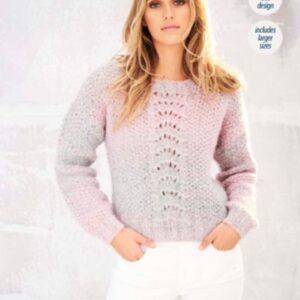 Stylecraft Cosy Free pattern