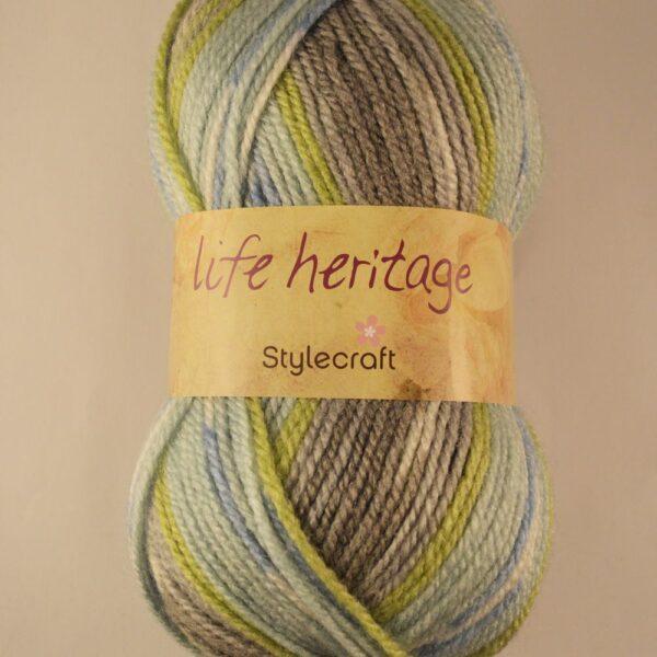 Stylecraft Life Heritage Aran Yarn