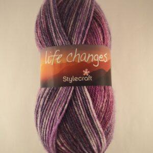 Stylecraft Life Changes DK yarn