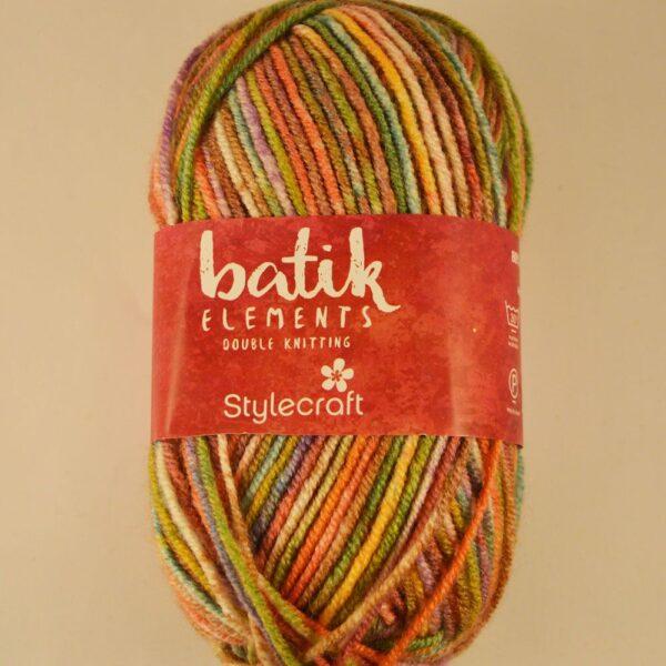 Stylecraft Batik Elements DK yarn