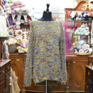 Stylecraft Tweedy DK ladies jumper