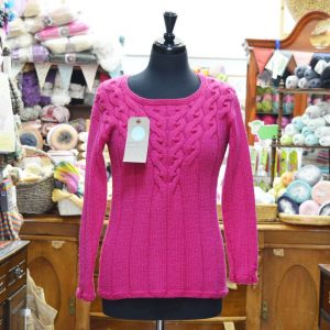 Stylecraft Yarn Stories DK ladies jumper