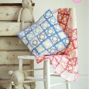 Stylecraft Wondersoft 4 ply crochet pattern 9328