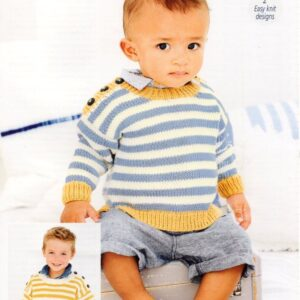 Stylecraft Bambino knitting pattern 9603