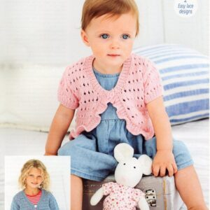 Stylecraft Bambino knitting pattern 9604