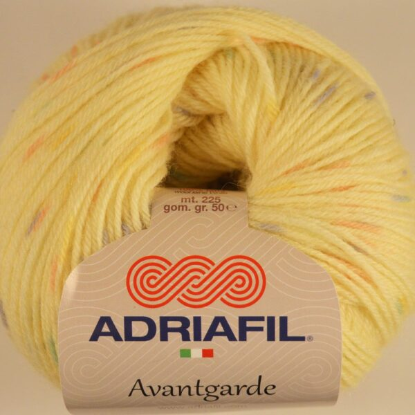 Adriafil Avantguard 3 to 4 ply pure Merino baby yarn