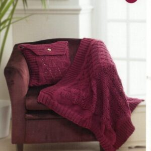 Stylecraft Life Chunky yarn knitting pattern 8931