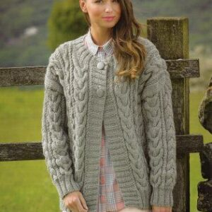 Stylecraft Life Chunky yarn knitting pattern 9046