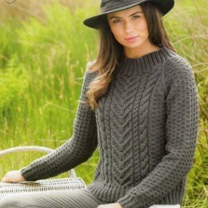 Stylecraft Life Chunky yarn knitting pattern 9075
