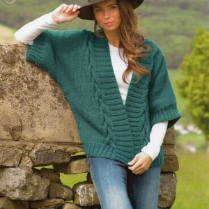 Stylecraft Special Chunky yarn knitting pattern 9077