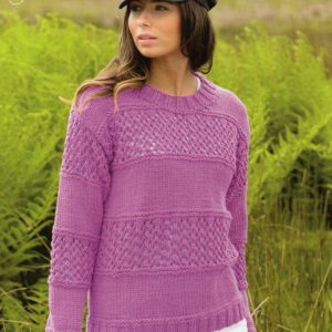 Stylecraft Special Chunky yarn knitting pattern 9078