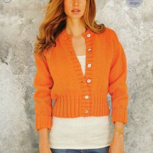 Stylecraft Special Chunky yarn knitting pattern 9081
