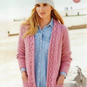 Stylecraft Special Chunky yarn knitting pattern 9192