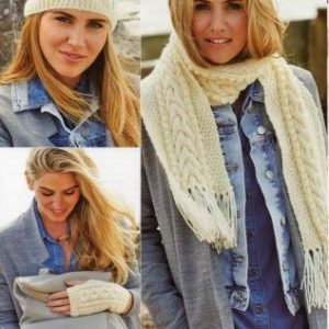 Stylecraft Special Chunky yarn knitting pattern 9196