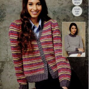 Stylecraft Batik knitting pattern 9290