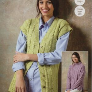 Stylecraft Batik knitting pattern 9291
