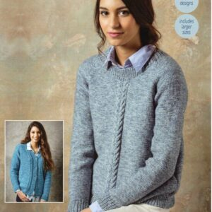 Stylecraft Batik knitting pattern 9292