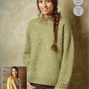 Stylecraft Batik knitting pattern 9293