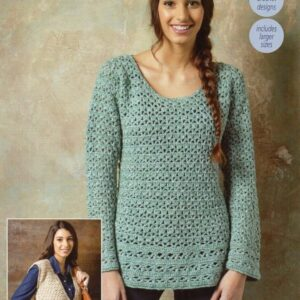 Stylecraft Batik knitting pattern 9294