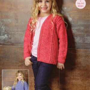 Stylecraft Batik knitting pattern 9297