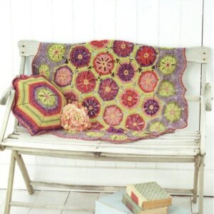 Stylecraft Batik crochet pattern 9298